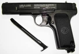 Пневматичний пістолет Crosman C-TT