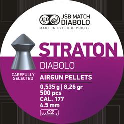 Пули для пневматического оружия JSB Diabolo Straton