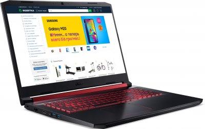 Ноутбук Acer Nitro 5 AN517-51-757R (NH.Q5CEU.023) Shale Black