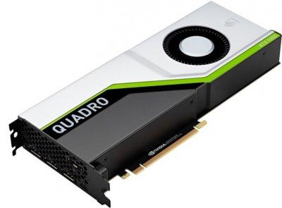 PNY PCI-Ex NVIDIA Quadro RTX5000 16GB GDDR6 (256bit) (4 x DisplayPort, 1 х VirtualLink) (XVCQRTX5000-PB)