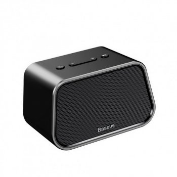 Bluetooth колонка Baseus Encok E02 NGE02-01 Черная