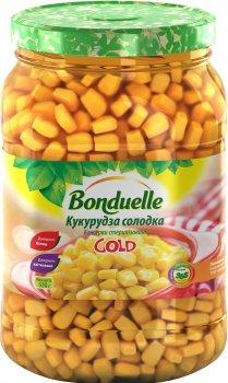 Кукуруза сладкая Bonduelle вакуумированная Gold 530 г (3083680015424)