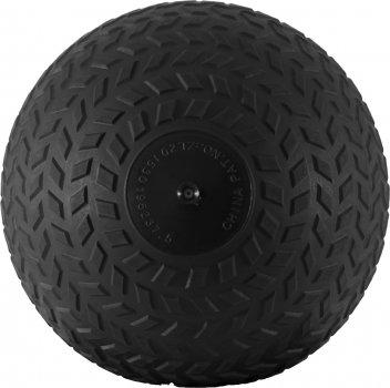 М'яч набивної для кроссфіта ProSource Slam Ball Tread Slam Ball - 10 кг Чорний (ps-2220-10)