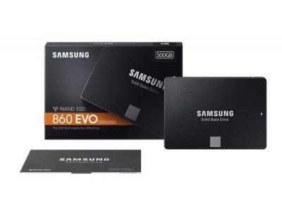 Samsung MZ-76E500B/EU