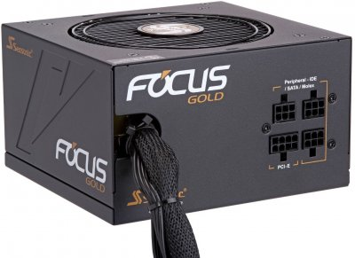 Seasonic Focus Gold SSR-550FM 550W