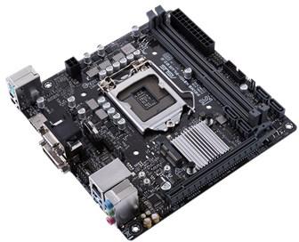 Материнская плата Asus Prime H310I-Plus R2.0 CSM (s1151, Intel H310, PCI-Ex16)