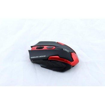 Беспроводная оптическая мышка мышь NEWstyle G8 Красная