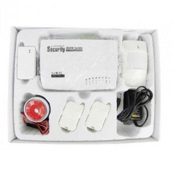 GSM сигнализация Alarm JYX-G200 с датчиком движения