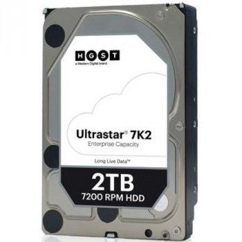 Жорсткий диск HGST Ultrastar 7K2 2TB HUS722T2TALA604
