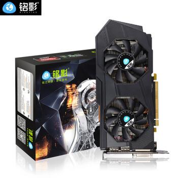 Видеокарта MingYang Radeon RX 470 - 4 ГБ GDDR5 256bit Поддержка DVI / HDMI PCI-E X8 3.0