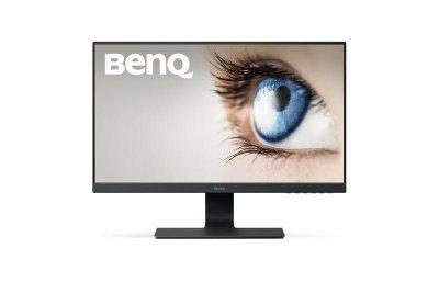 """Монітор BenQ 24.5"""" GL2580H Black; 1920x1080, 2 мс, 250 кд/м2, D-Sub, HDMI, DVI"""
