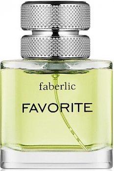 Мужская парфюмерия Туалетная вода Faberlic Favorite man edt 100ml (4690302471552)