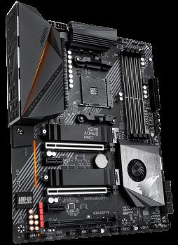 Материнська плата Gigabyte X570 Aorus Pro (sAM4, AMD X570, PCI-Ex16)