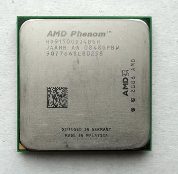 Процесор AMD Phenom X4 9150e 1,8 GHz sAM2+ Tray (HD9150ODJ4BGH) Agena Б/У