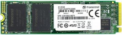 Накопичувач SSD M. 2 512GB Transcend (TS512GMTE220S)