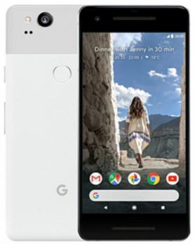 "Google Pixel 2 4/64 Gb white, 5"", Snapdragon 835, 3G, 4G, NFC"