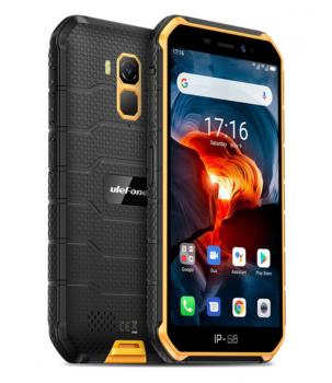 UleFone Armor X7 Pro 4/32 Gb orange IP68, 4G, NFC
