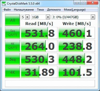 Твердотільний накопичувач SSD COLORFUL SL500 480GB