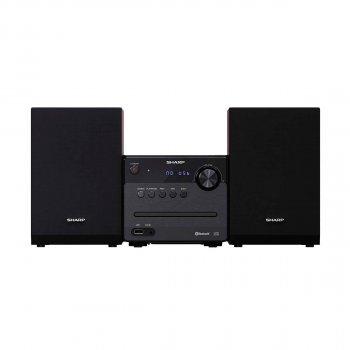 SHARP Micro Brown Sound System (XL-B510(BR))
