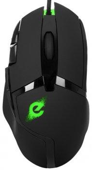 Комп'ютерна миша Ergo NL-850 Black