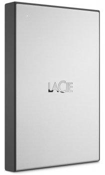 """Жорсткий диск LaCie USB 3.0 Drive 1TB STHY1000800 2.5"""" USB 3.0 External"""