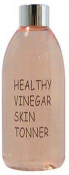 Тонер для лица на основе красного женьшеня Real Skin Healthy Vinegar Skin Toner Red Ginseng 300 мл (8809280351541)