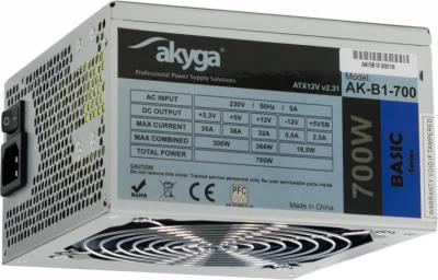 Блок живлення Akyga ATX 700W (AK-B1-700)