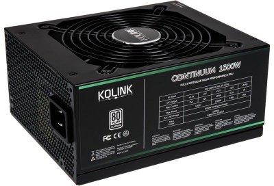 Блок питания Kolink Continuum 1500W (KL-C1500PL)