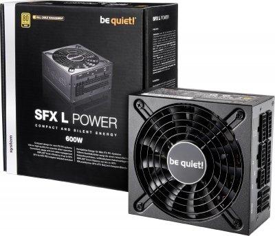 Блок живлення be quiet! SFX-L Power 600W 80+ Gold (BN215)