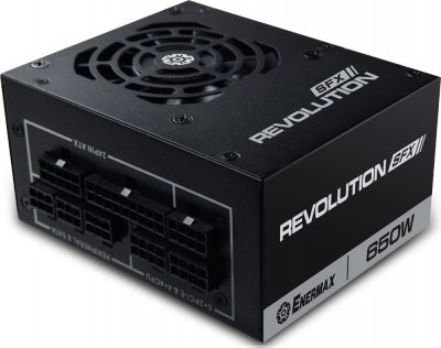 Блок живлення Enermax Revolution SFX 650W (ERV650SWT)