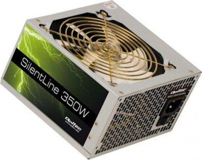 Блок живлення Qoltec SilentLine 350W (ATX 350W BULK)