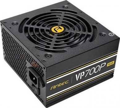 Блок живлення Antec Antec VP 700P Plus-EC, 700W, 80 PLUS (0-761345-11657-2)