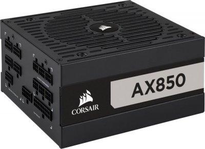 Блок живлення Corsair AX Series AX850, 850W, 80 Plus Titanium (CP-9020151-EU)