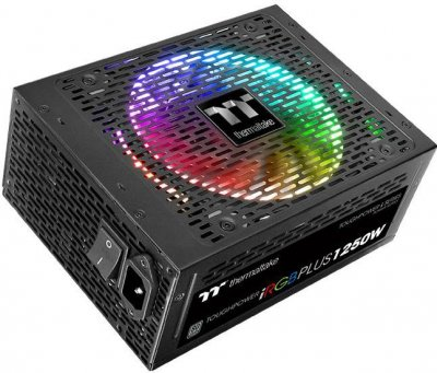 Блок питания Thermaltake Toughpower iRGB PLUS 1250W (PS-TPI-1250DPCTEU-T)