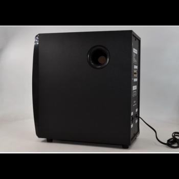 Акустическая система 3.1 ERA EAR Black E-83 с Пультом Bluetooth,USB, FM-радио 60 Вт (EARODD)