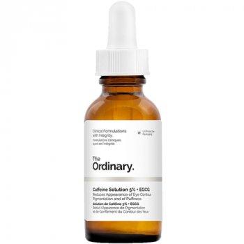 Сыворотка для кожи вокруг глаз The Ordinary Caffeine Solution 5% + EGCG 30ml