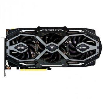 Відеокарта Inno3D GeForce RTX2070 8192Mb iChill X3 Jekyll (C20703-08D6X-1790VA16)