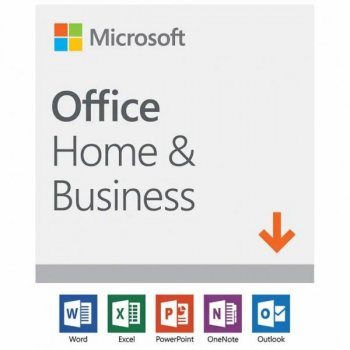 Офісне додаток Microsoft Office 2019 Home and Business Russian Medialess (T5D-03248)