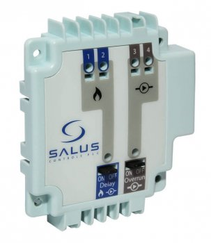 Модуль управления насосом и котлом Salus (PL07)