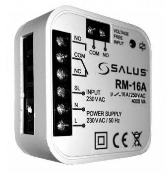 Модульное реле Salus 16A (RM16-A)