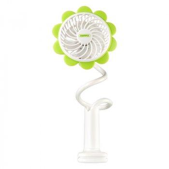 Вентилятор Remax Sunflower (F12) Green