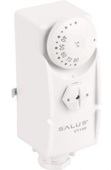 Терморегулятор Salus накладной на трубу (AT10)
