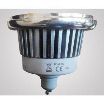 Світлодіодна лампа Azzardo New Chrome Es111 New Chrome 12W 4000K Dimm (Ll210122)
