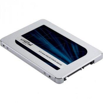 """Накопичувач SSD 2.5"""""""" 250GB MICRON (CT250MX500SSD1)"""