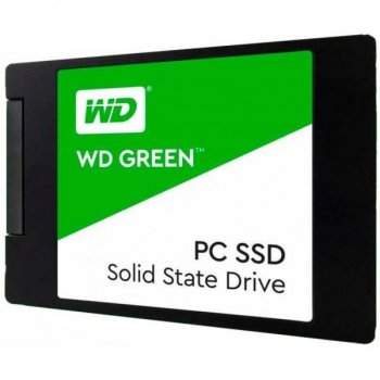 """Накопичувач SSD 2.5"""""""" 240GB Western Digital (WDS240G2G0A)"""