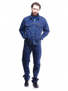 Джинсова куртка Montana Синя 12062 DSW