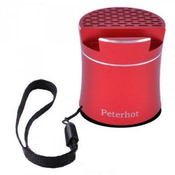 Bluetooth-колонка Peterhot PTH-307 (Red)