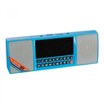 Bluetooth Колонка WS-1515BT Blue