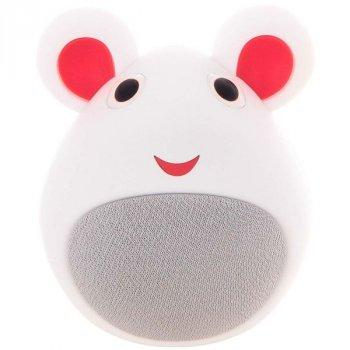 Колонка мишка ICUTES Білий 000100670