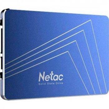 Накопичувач SSD 2.5 512GB Netac (NT01N600S-512G-S3X)